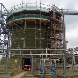 Chertsey Sewerage Treatment Works