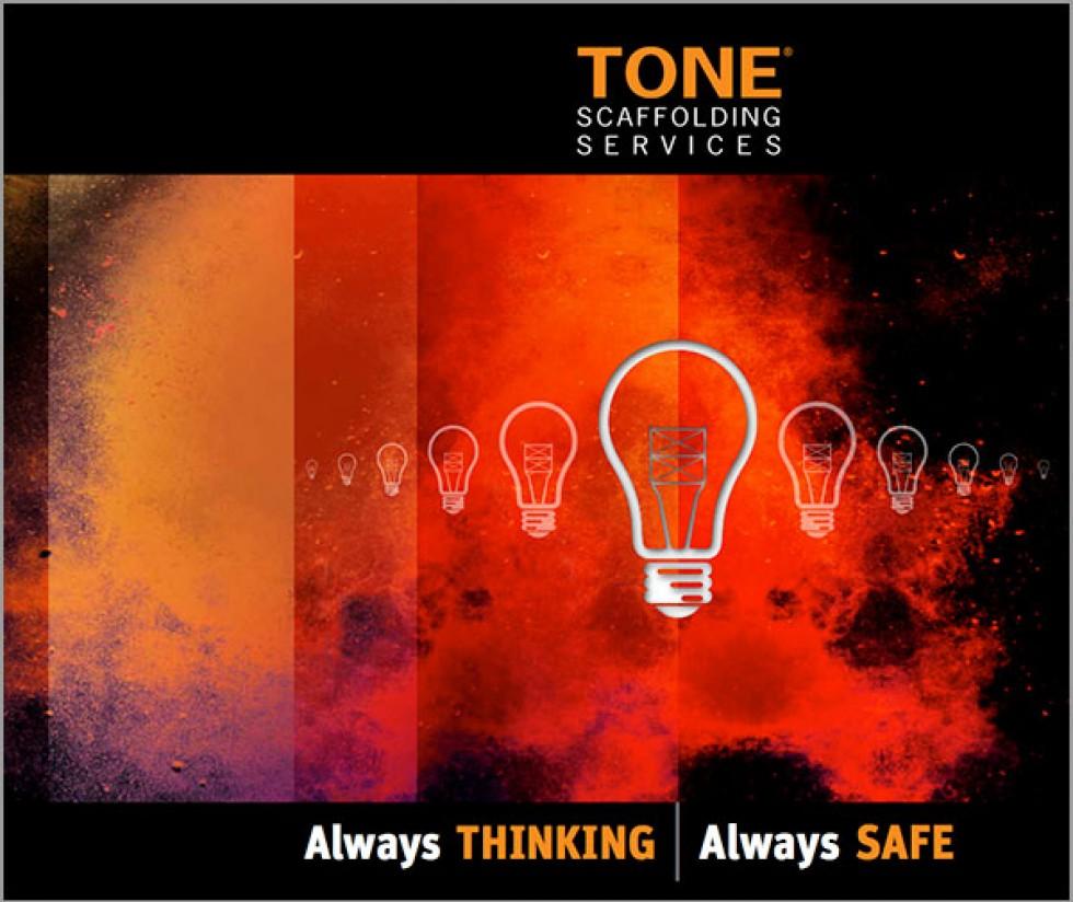 TONE Scaffolding Service - Company Brochure